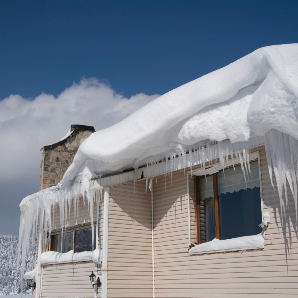ice dams roof insulation ottawa